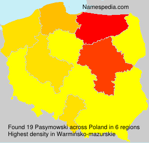 Pasymowski - Poland