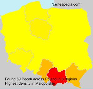 Pecek - Poland