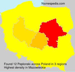 Peplonski