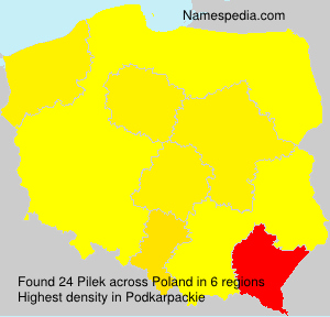 Pilek - Poland