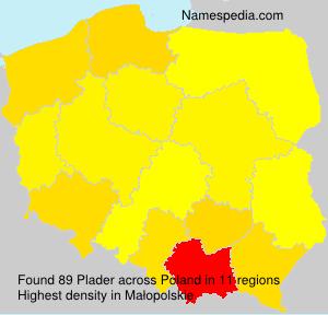Plader - Poland