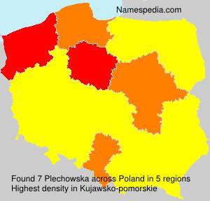 Plechowska