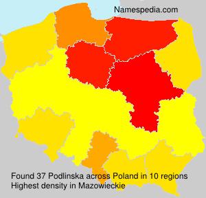 Podlinska