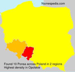 Ponsa - Poland