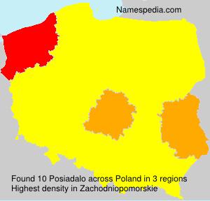 Posiadalo - Poland
