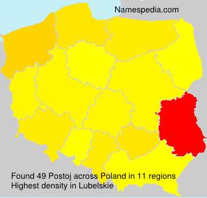 Postoj - Poland