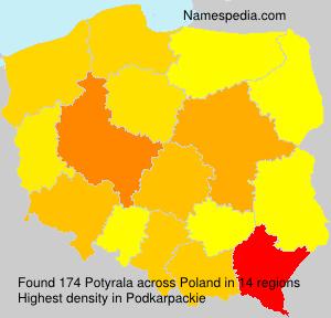 Potyrala