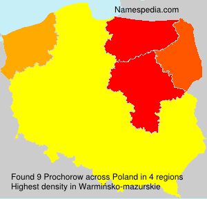 Prochorow