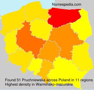 Pruchniewska