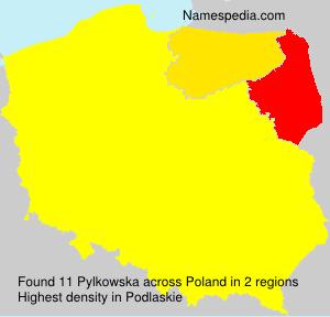 Pylkowska