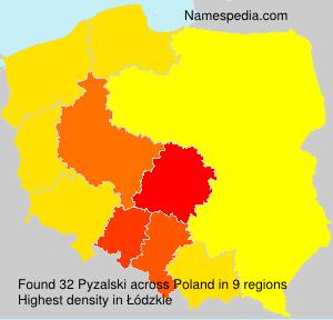 Pyzalski
