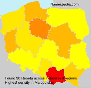 Repeta - Poland