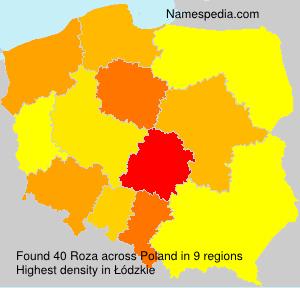 Roza - Poland