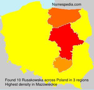 Rusakowska