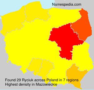 Ryciuk - Poland