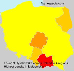 Rysakowska