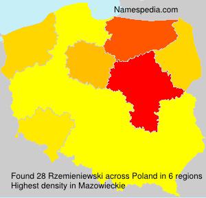 Rzemieniewski - Poland