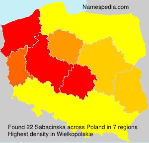 Sabacinska