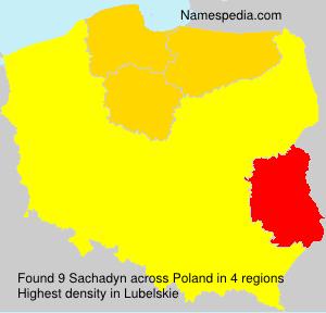 Sachadyn