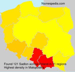 Sadlon - Poland