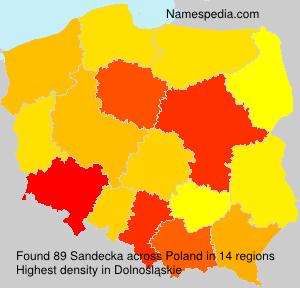 Sandecka