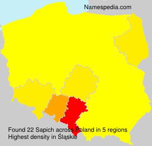 Sapich - Poland