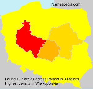 Serbiak