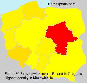 Sieczkiewicz - Poland