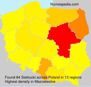 Sieklucki