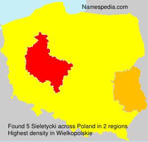 Sieletycki - Poland