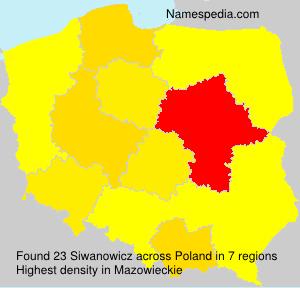 Siwanowicz - Poland