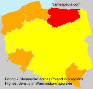 Slusarenko - Poland