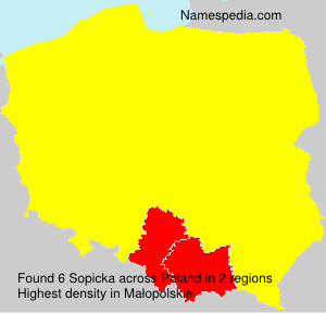 Sopicka