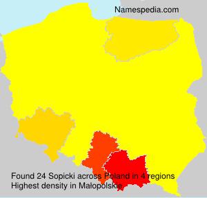 Sopicki - Poland