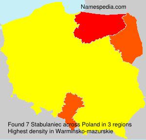 Stabulaniec - Poland