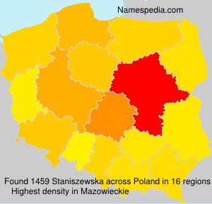 Staniszewska