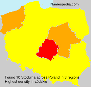 Stodulna