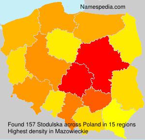 Stodulska