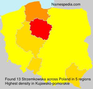 Strzemkowska