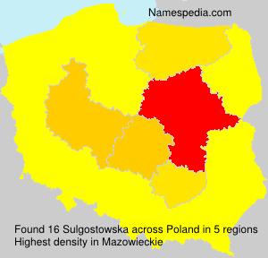 Sulgostowska