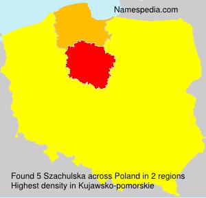 Szachulska - Poland