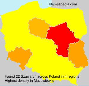 Szawaryn