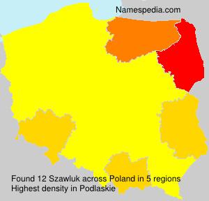 Szawluk