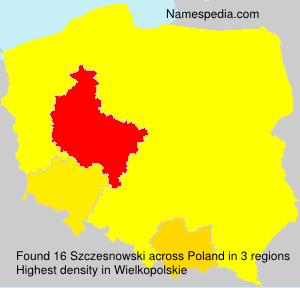 Szczesnowski