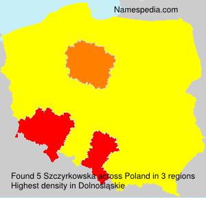 Szczyrkowska