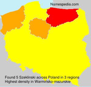 Szeklinski