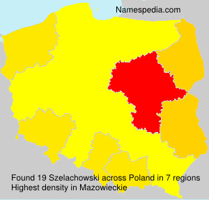 Szelachowski - Poland