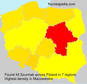 Szurmak - Poland
