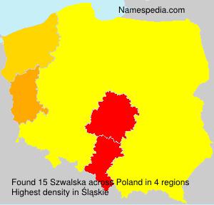 Szwalska