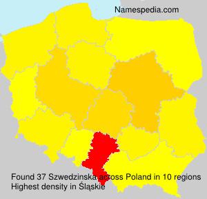 Szwedzinska